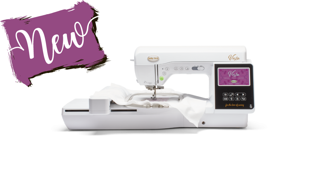 Vesta - Sewing & Embroidery