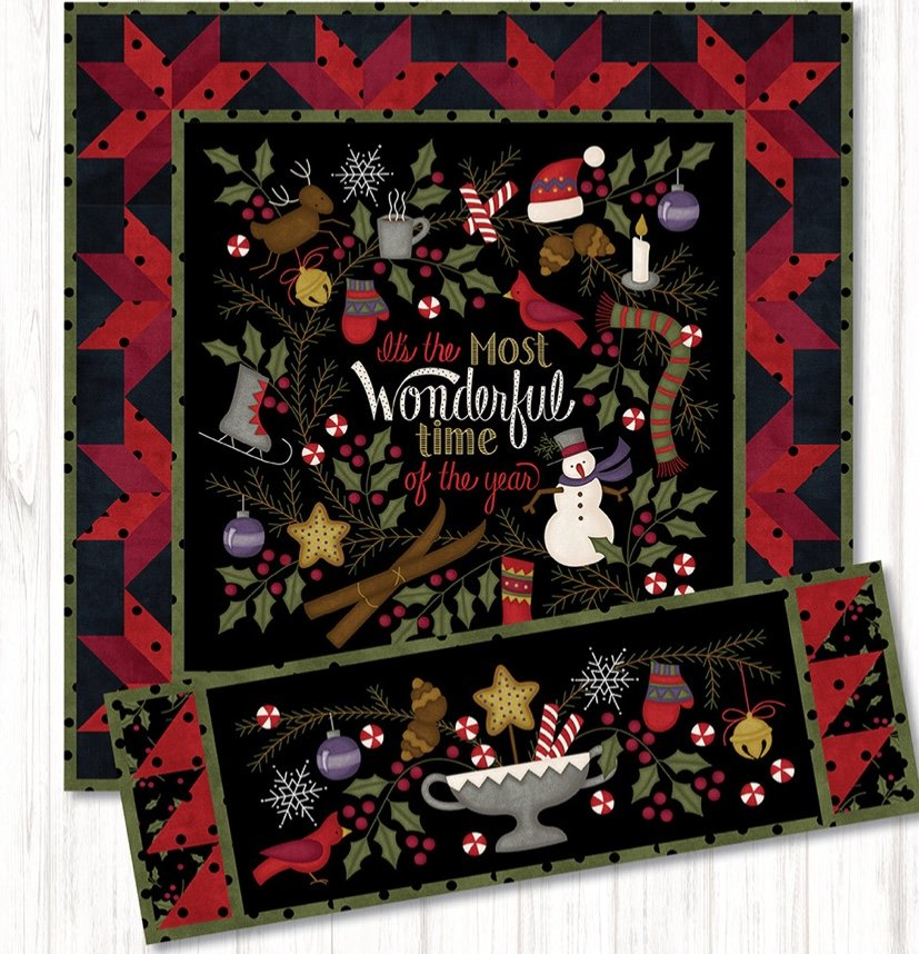 Kit Most Wonderful Time Flannel