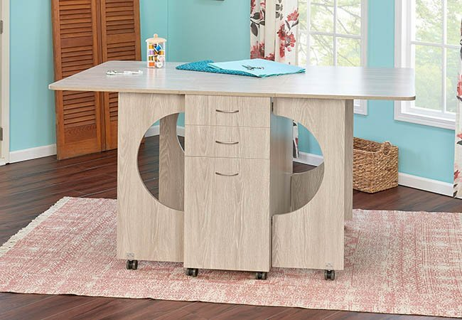 Tailormade Cutting Table (White)