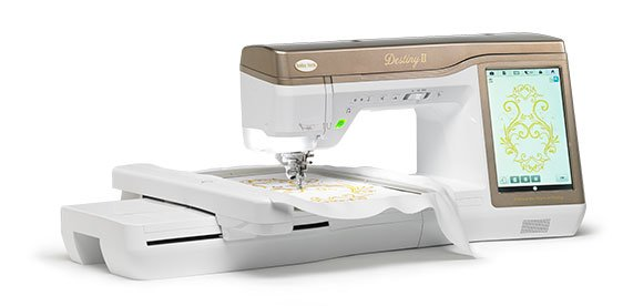 Babylock Destiny II Sewing/Embroidery Machine