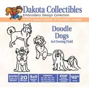 CD DC Doodle Dogs