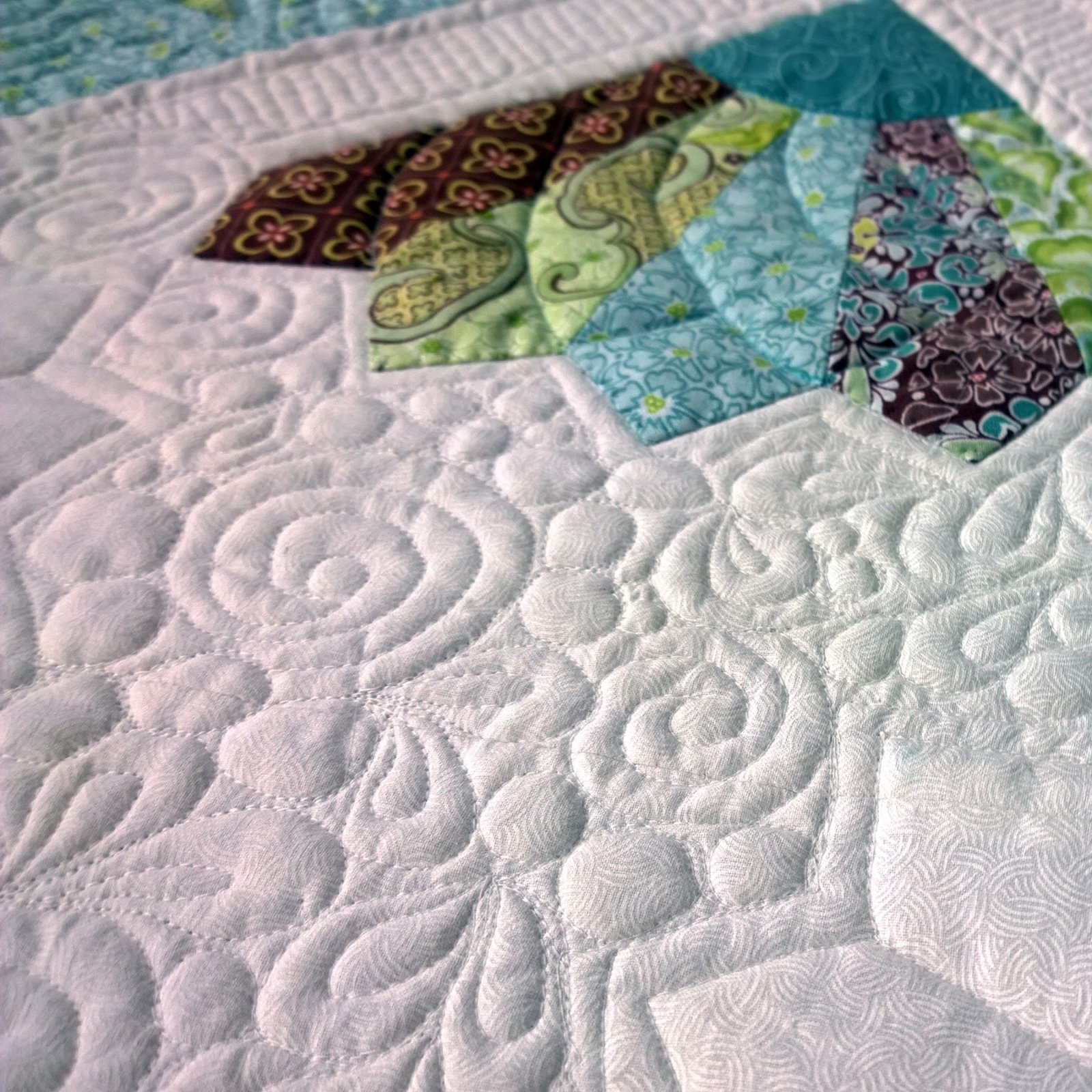 Hand Quilting Introduction HW1C : how to quilt by hand - Adamdwight.com
