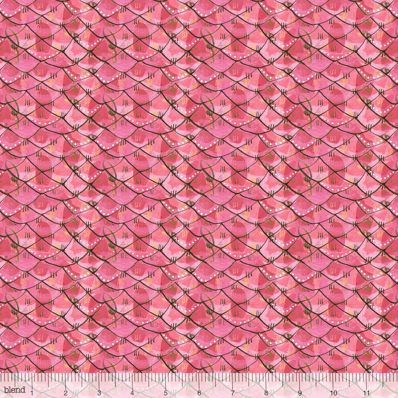 promise spring scallop pink