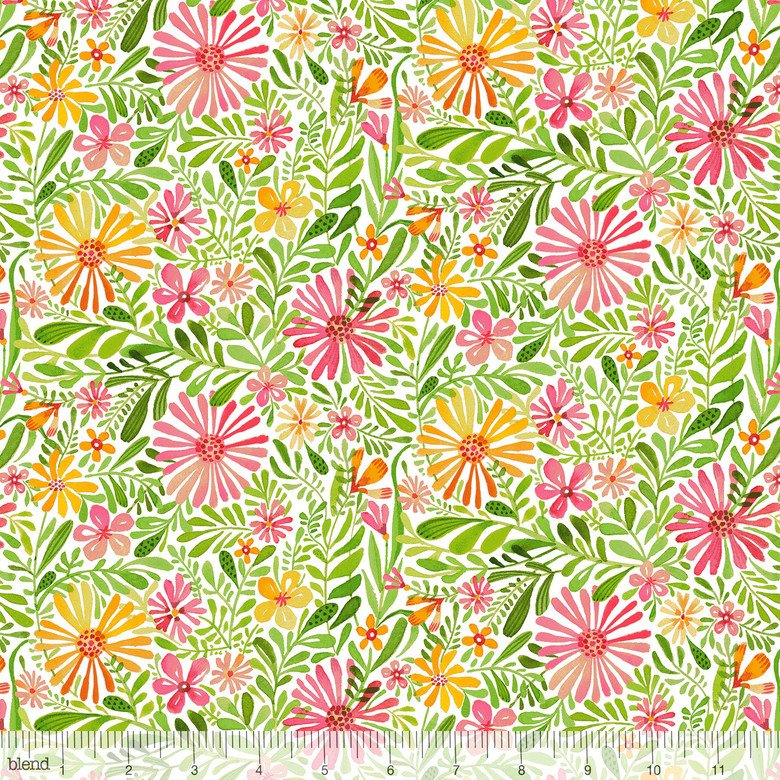 Sugar And Spice Meadow Daydream White