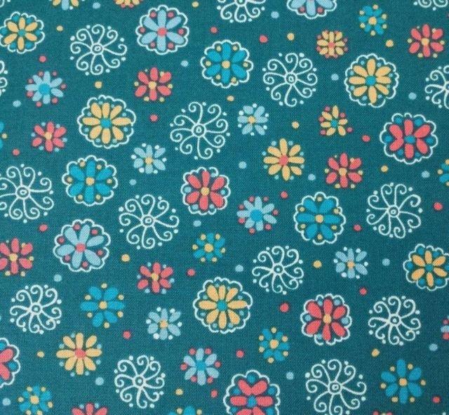chelsea sm floral blue