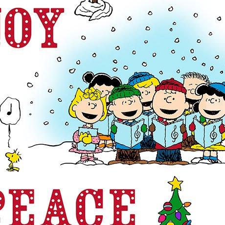 peace love joy carolers