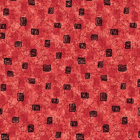 calypso geo squares cayenne