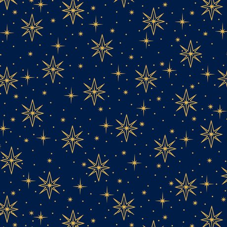 HOLY NIGHT STAR NAVY
