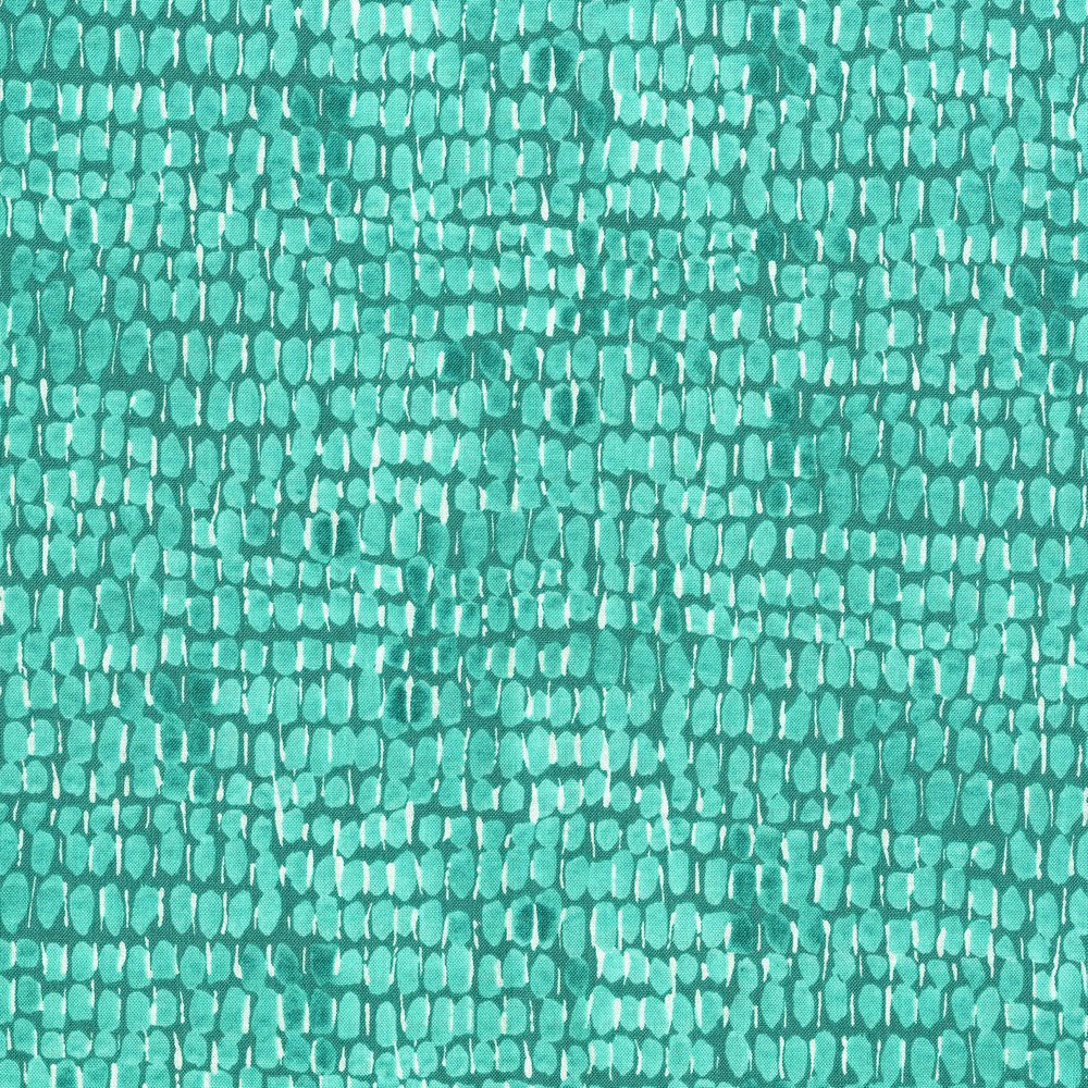 Rose Hutch Glossy Dot Aqua Stone
