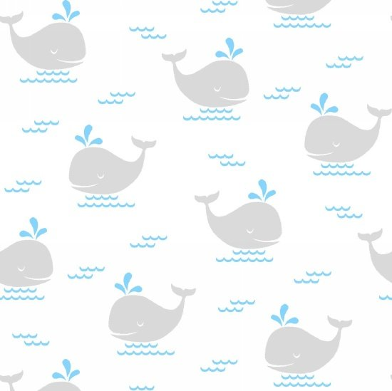 GAUZE & effect whales