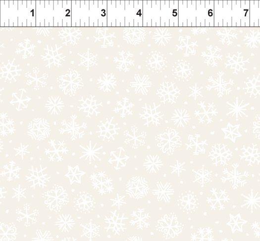 the four seasons snowflakes cream