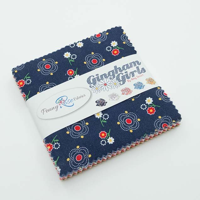 Gingham Girls 5 Stacker