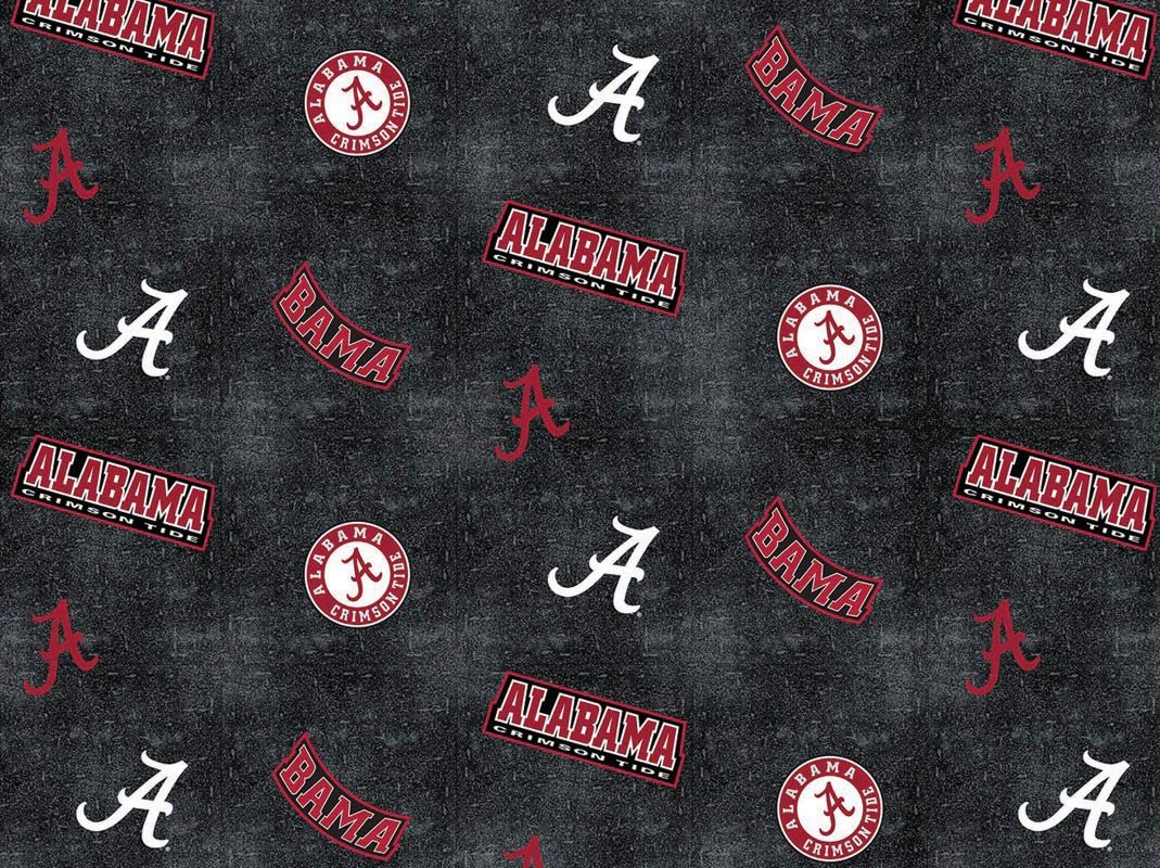 alabama team fabric