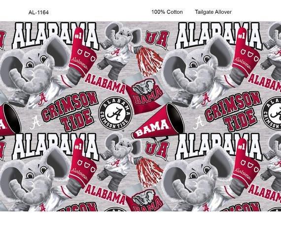 new alabama ncaa print