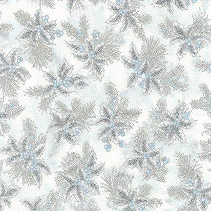 holiday flourish blue 12