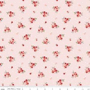 SWEET prairie posies pink