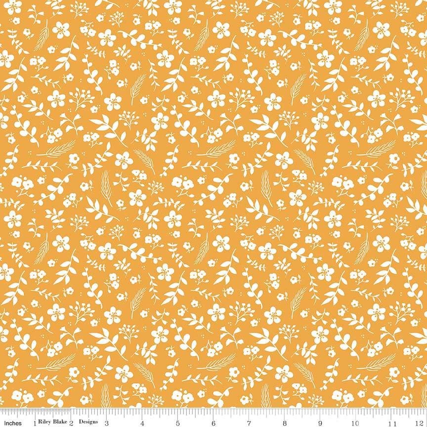 SWEET prairie yellow floral