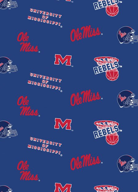 ole miss tossed logos