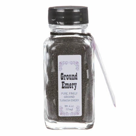 GROUND EMERY