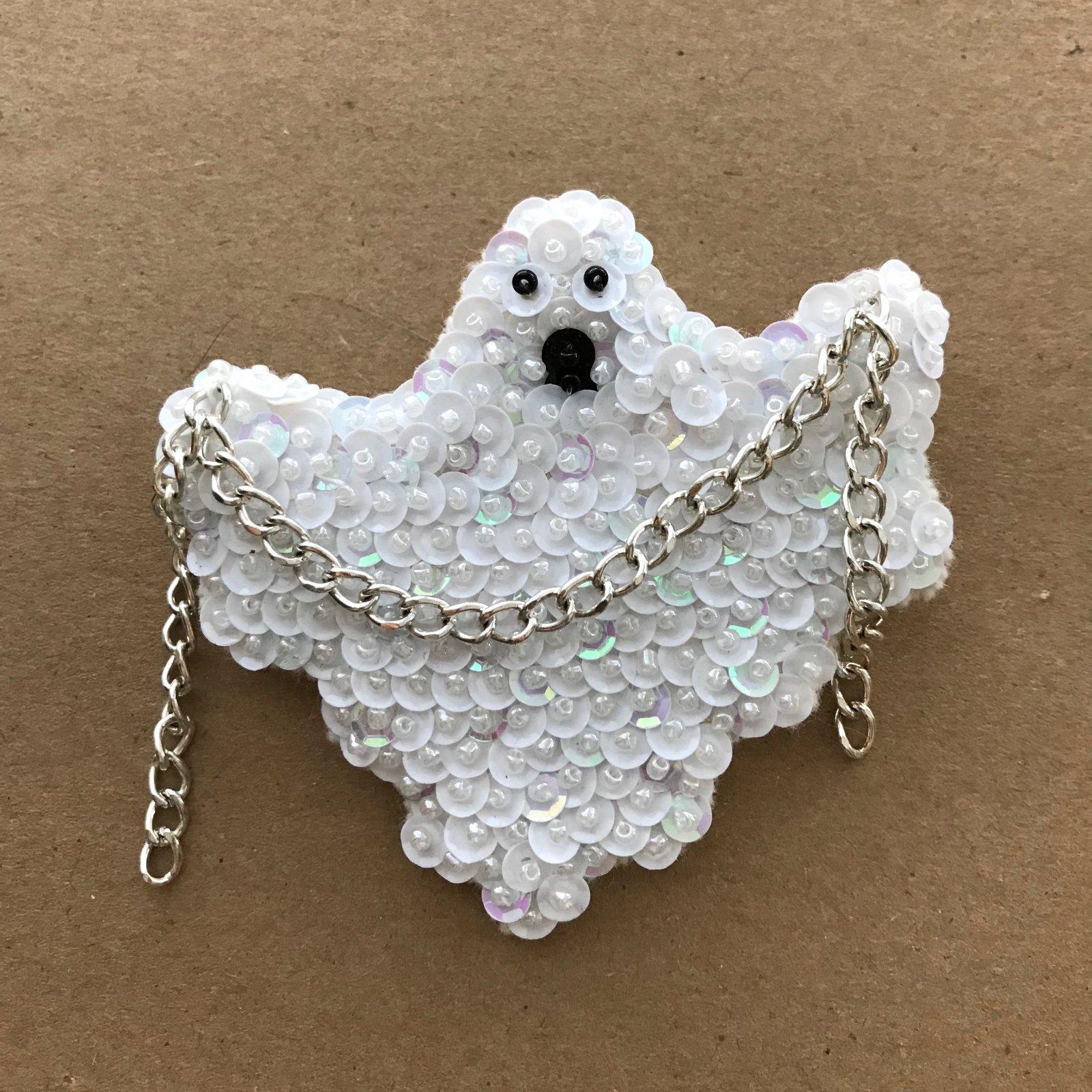 Beautiful Brooches - Ghost E-Pattern
