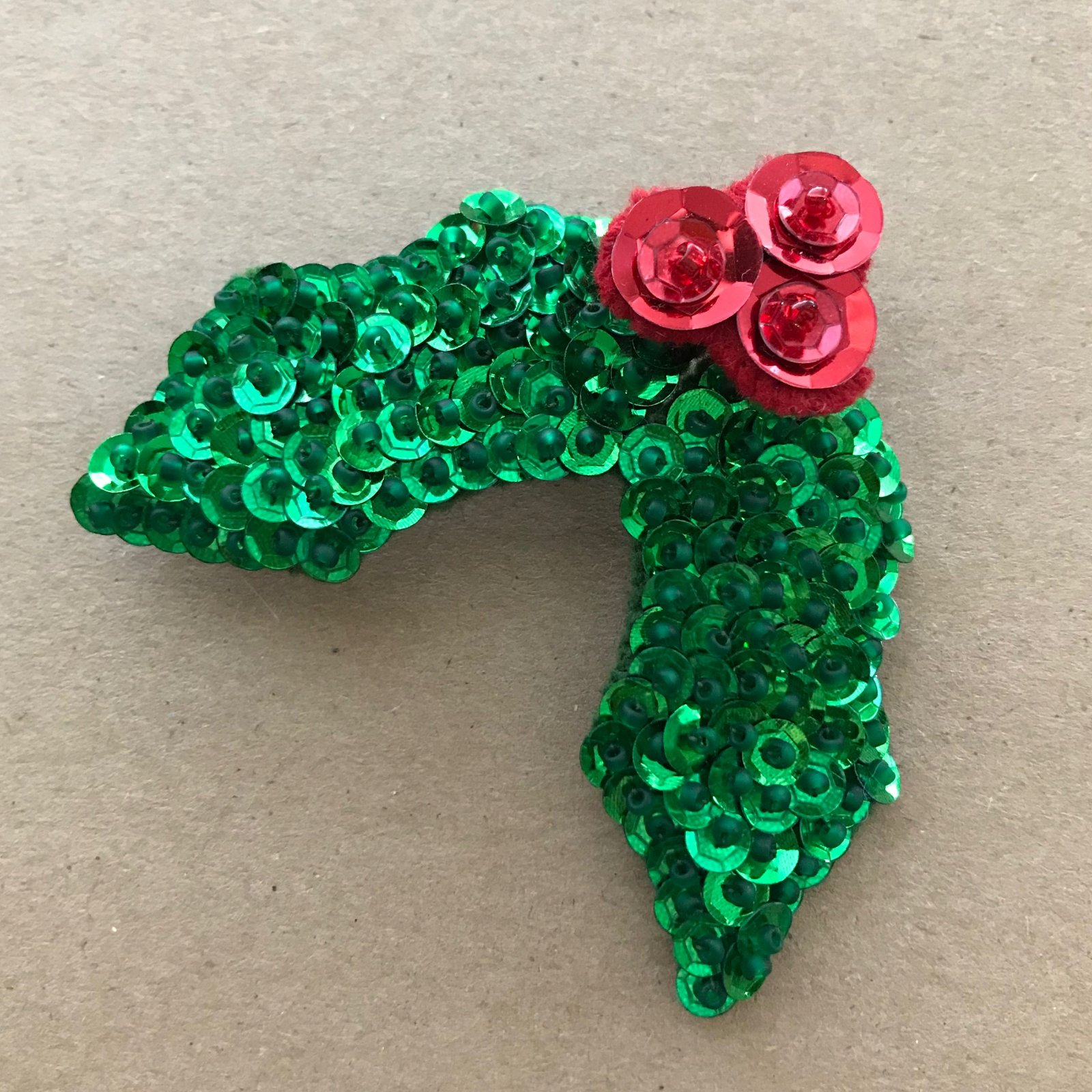 Beautiful Brooches - Holly E-Pattern