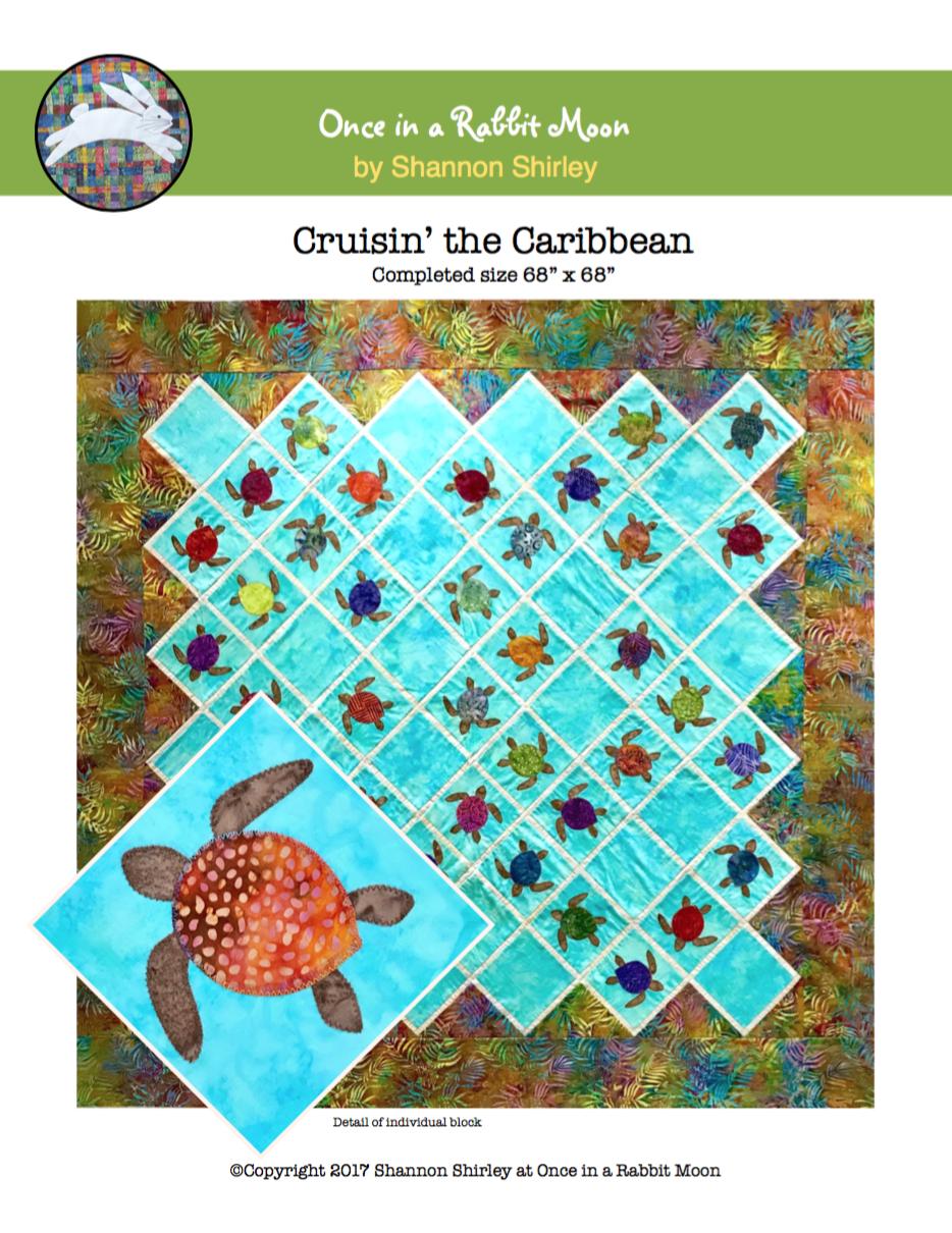 Cruisin' the Caribbean E-Pattern