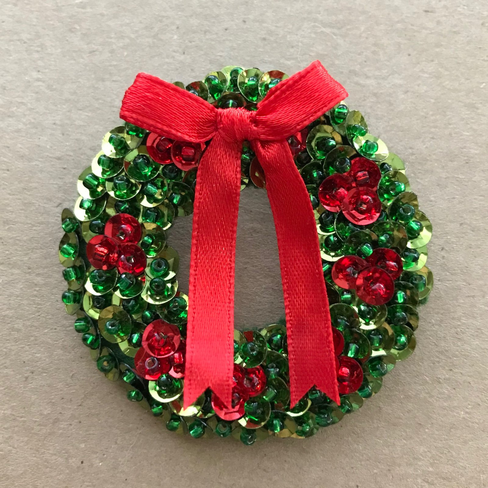 Beautiful Brooches - Wreath E-Pattern