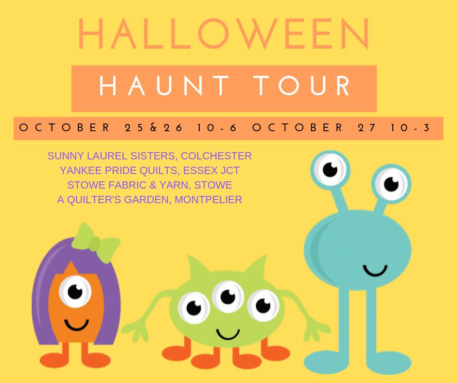 Halloween Haunt Tour image