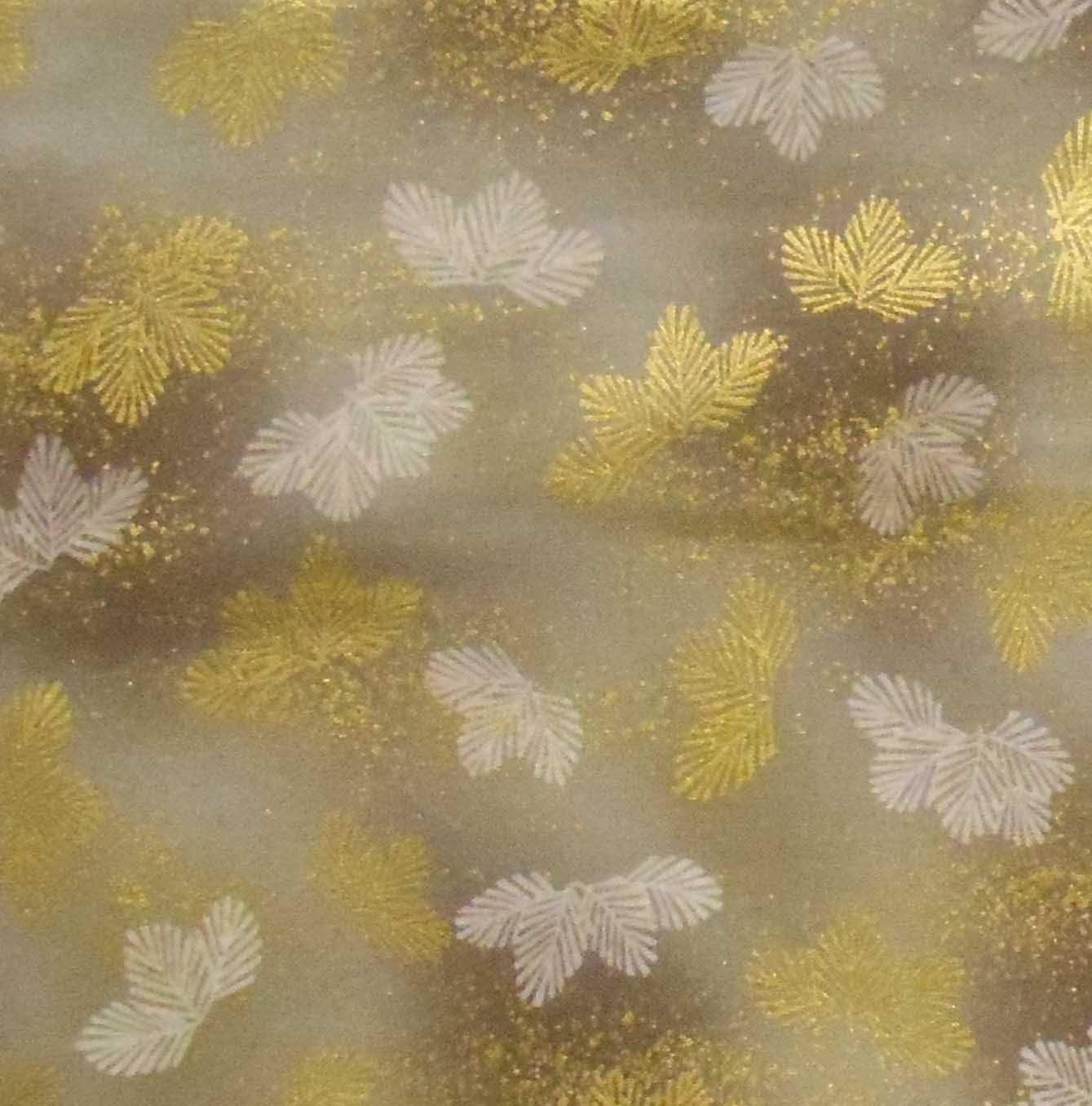 Hoffman Keiko's Garden G9104-6G Brown/Gold