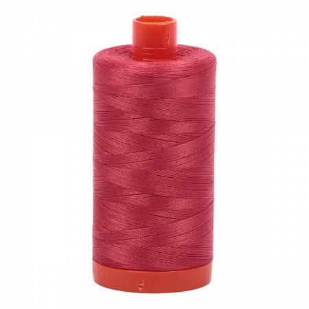Aurifil 50wt 1422yd 2230 Red Peony