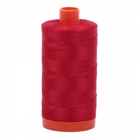 Aurifil 50wt 1422yd 2250 Red
