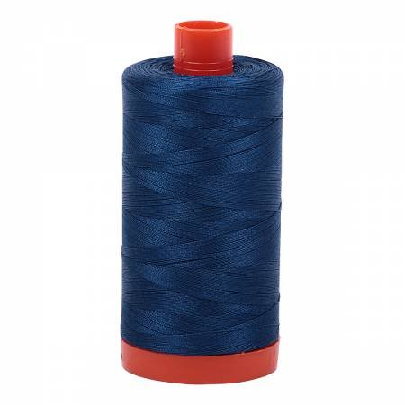 Aurifil 50wt 1422yd 2783 Medium Delft Blue