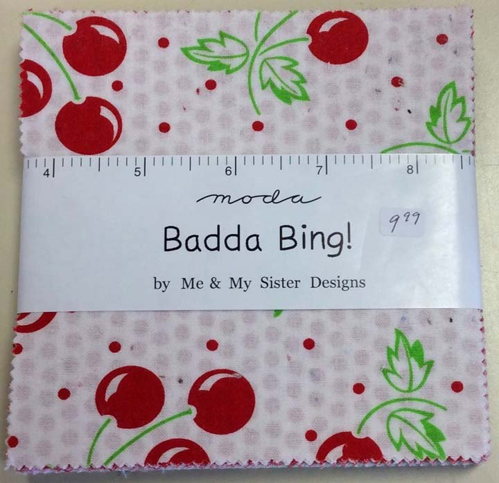 Badda Bing Moda Charm pack