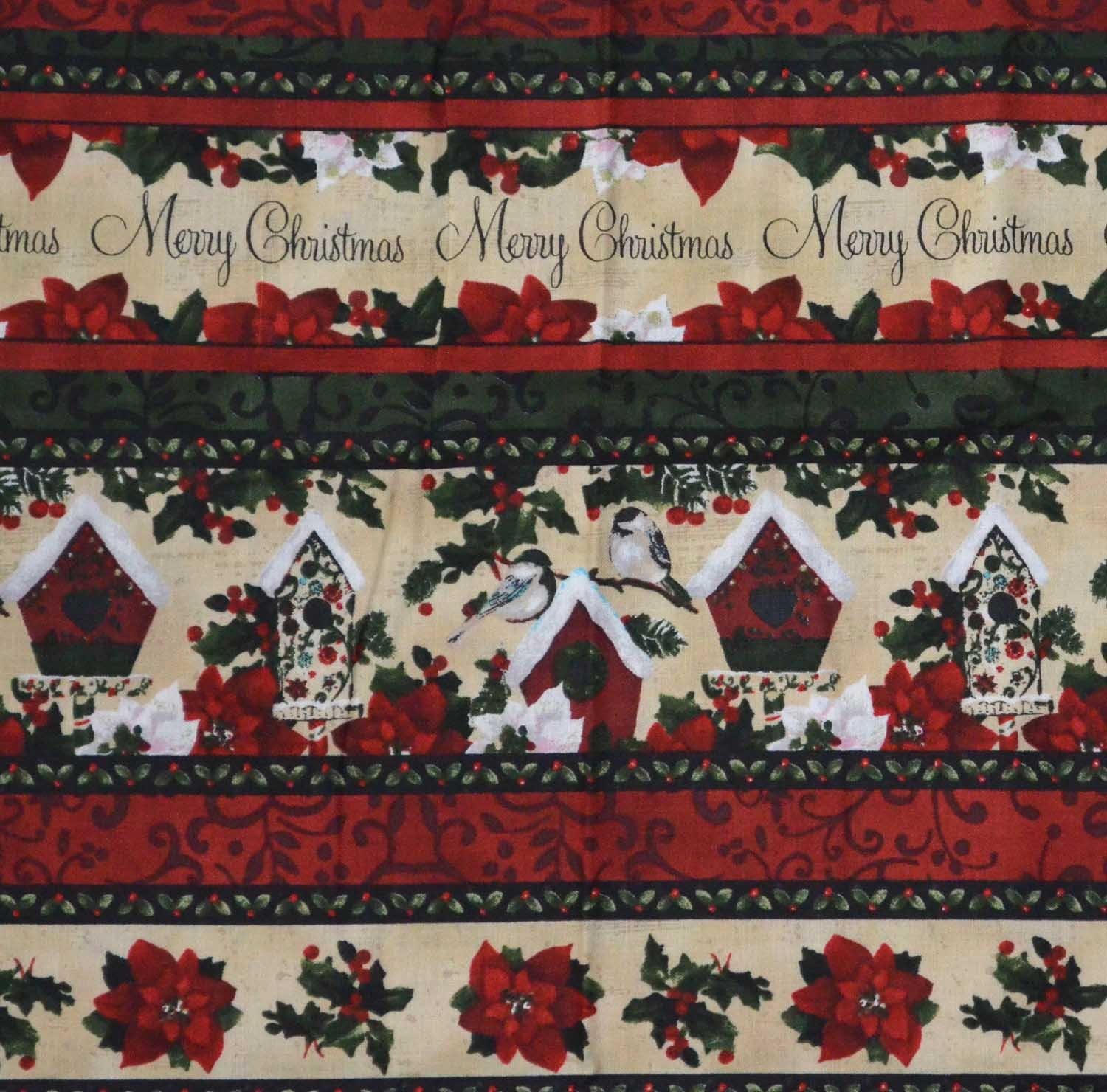 Clothworks Home for the Holidays Y1744-57