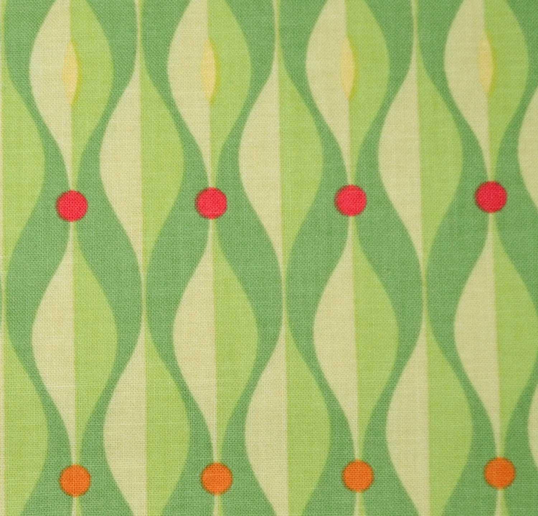 Clothworks Seedheads Y1826-24 Olive