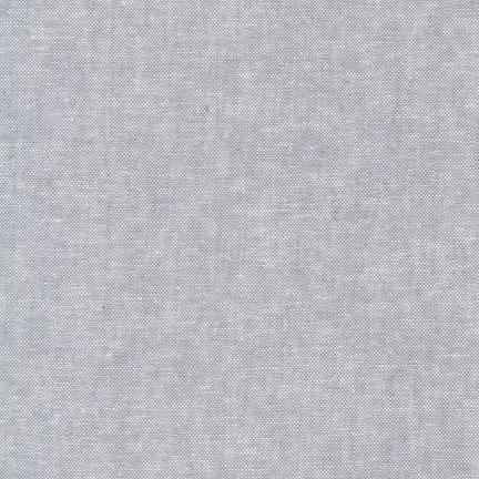 Robert Kaufman Essex Yarn Dyed E064-91 Steel