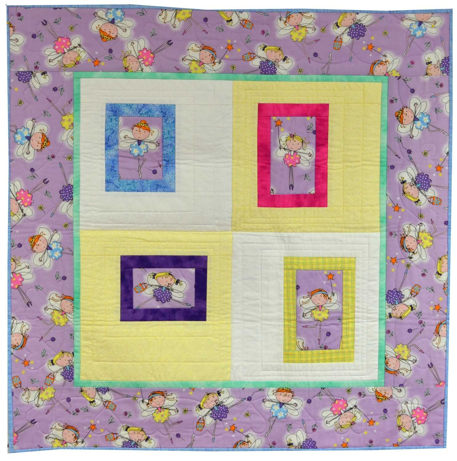Fairy Baby Quilt (CLH)