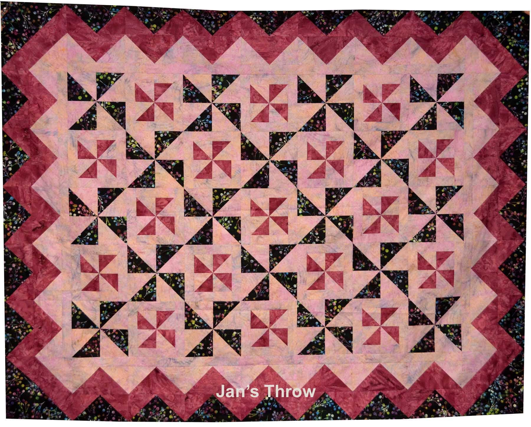 Fall 2018 Mystery Quilts