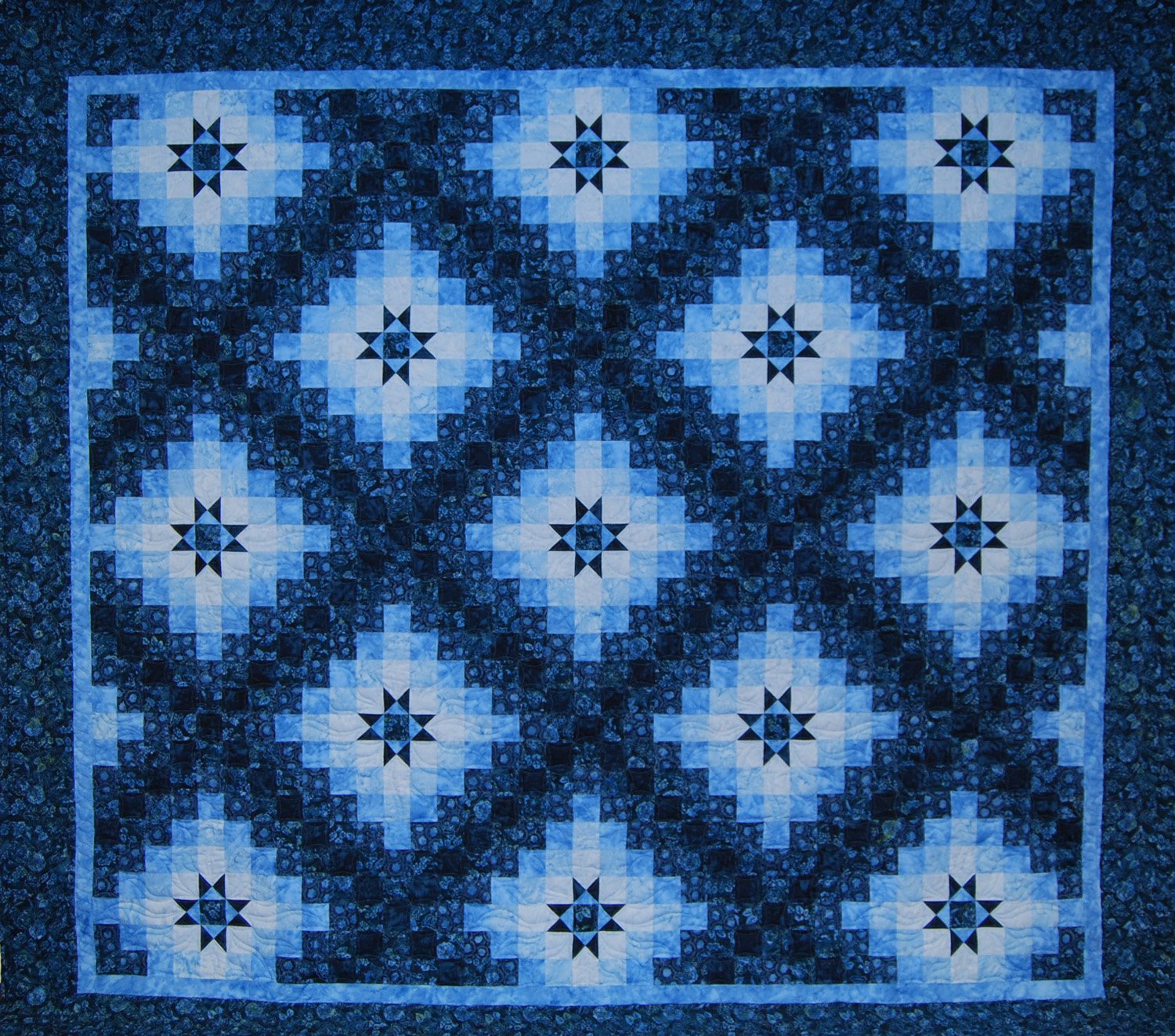 Many Trips to Ohio Quilt Kit