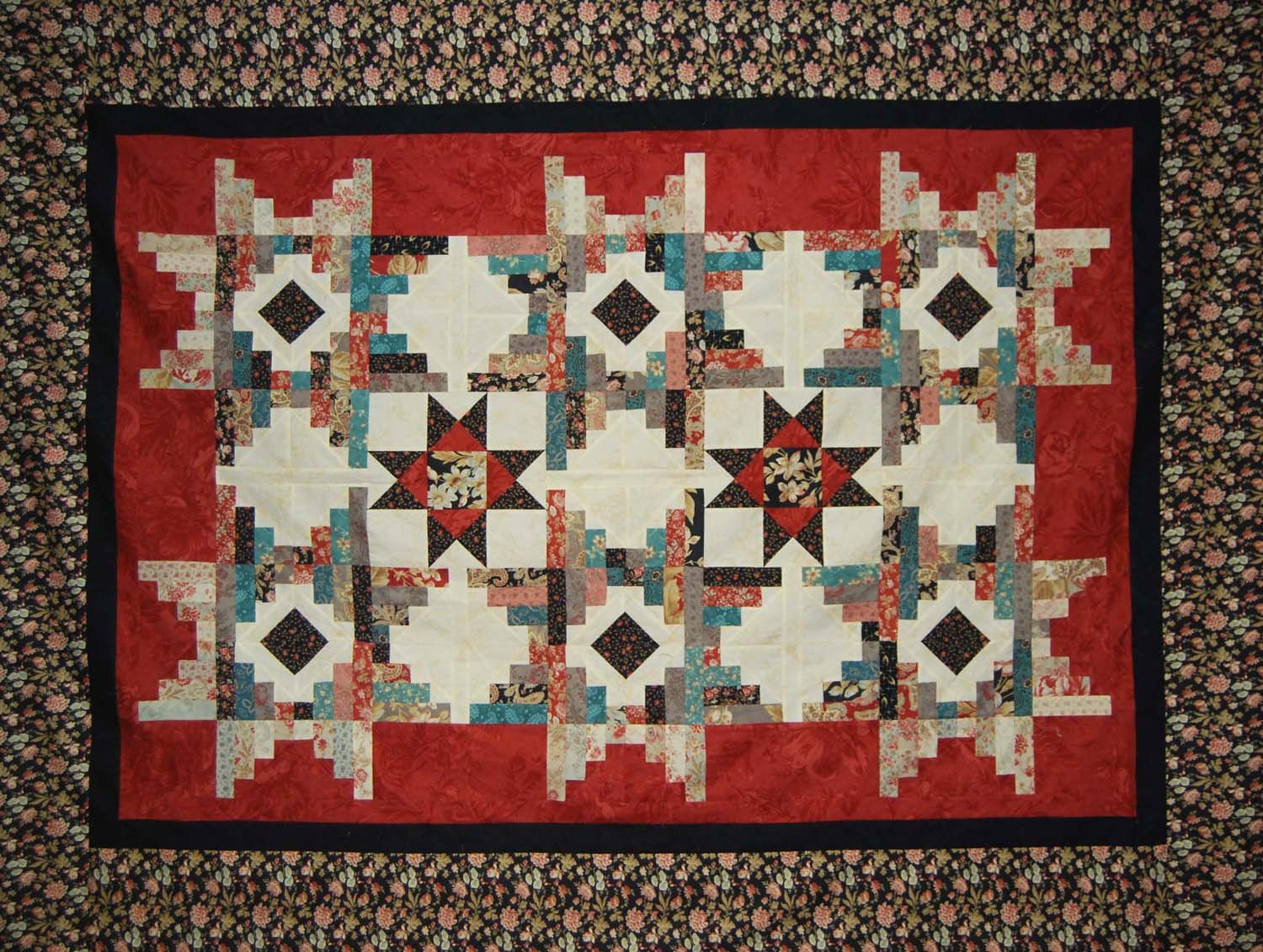 Mystery Quilt Fall 2010 Pattern