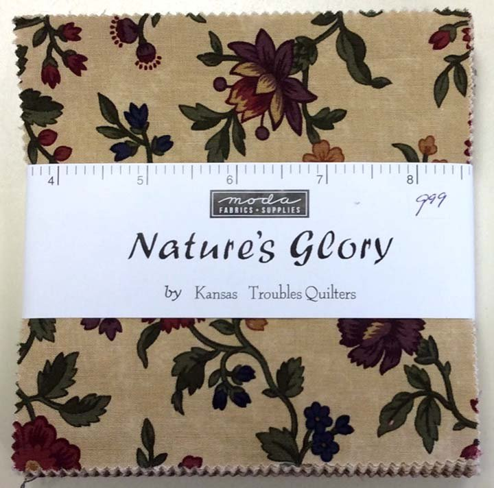 Nature's Glory Charm Pack