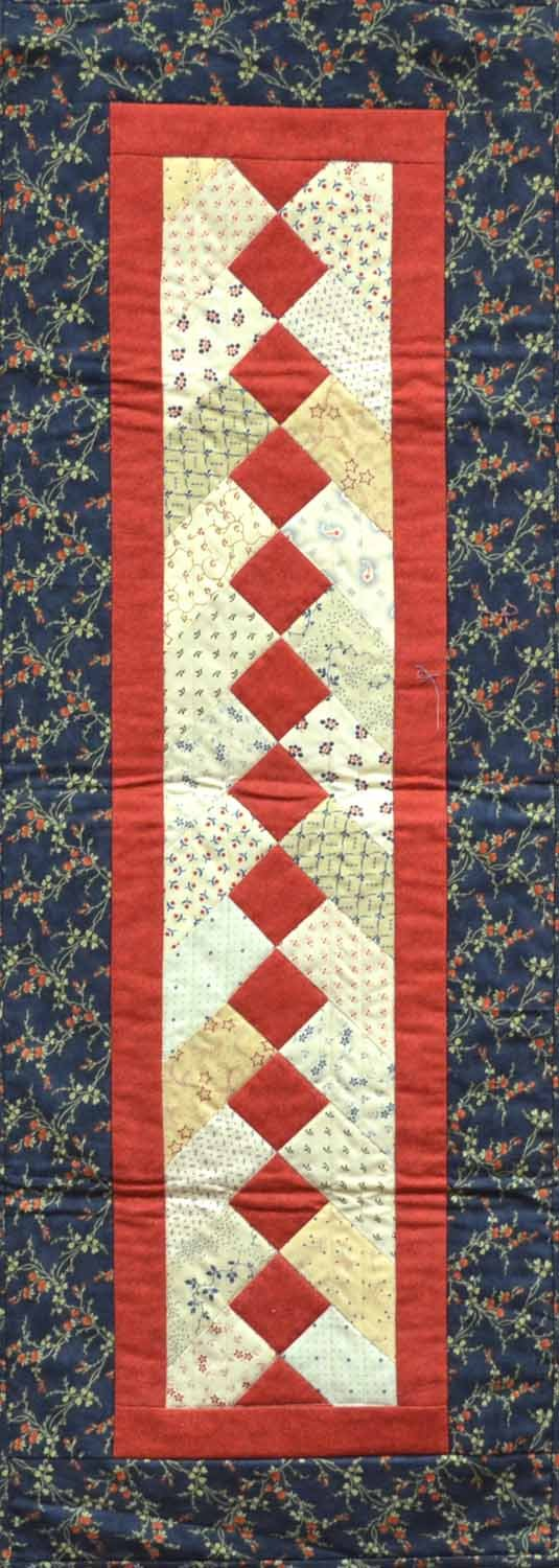 Patriotic Table Runner - W