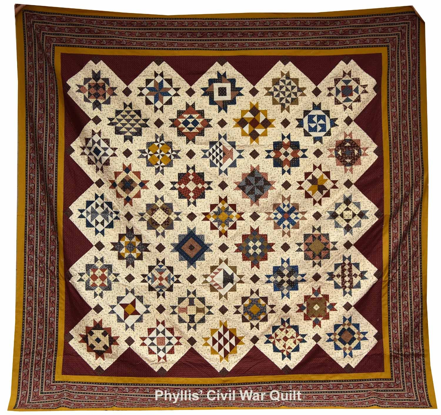 Quilts Made By Yankee Pride Customers