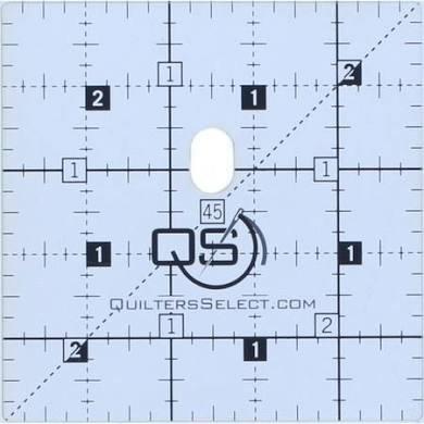 QS Ruler 2.5x2.5