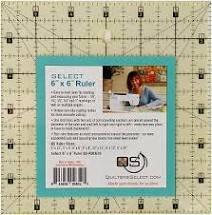 QS Ruler 6x6