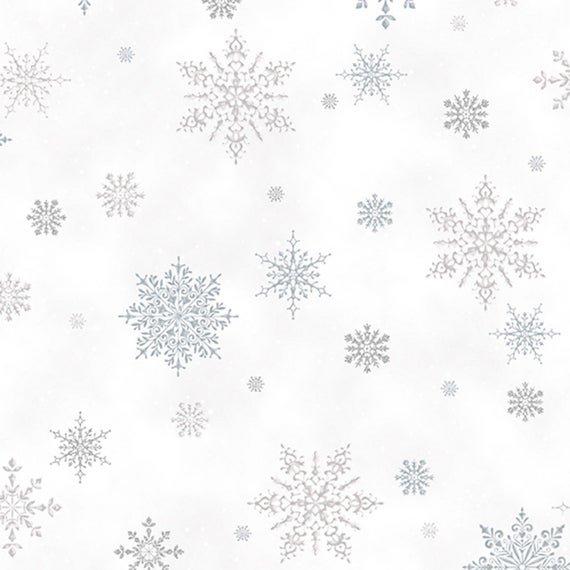 Hoffman A Winter's Sky R7684-113S Frost/Silver
