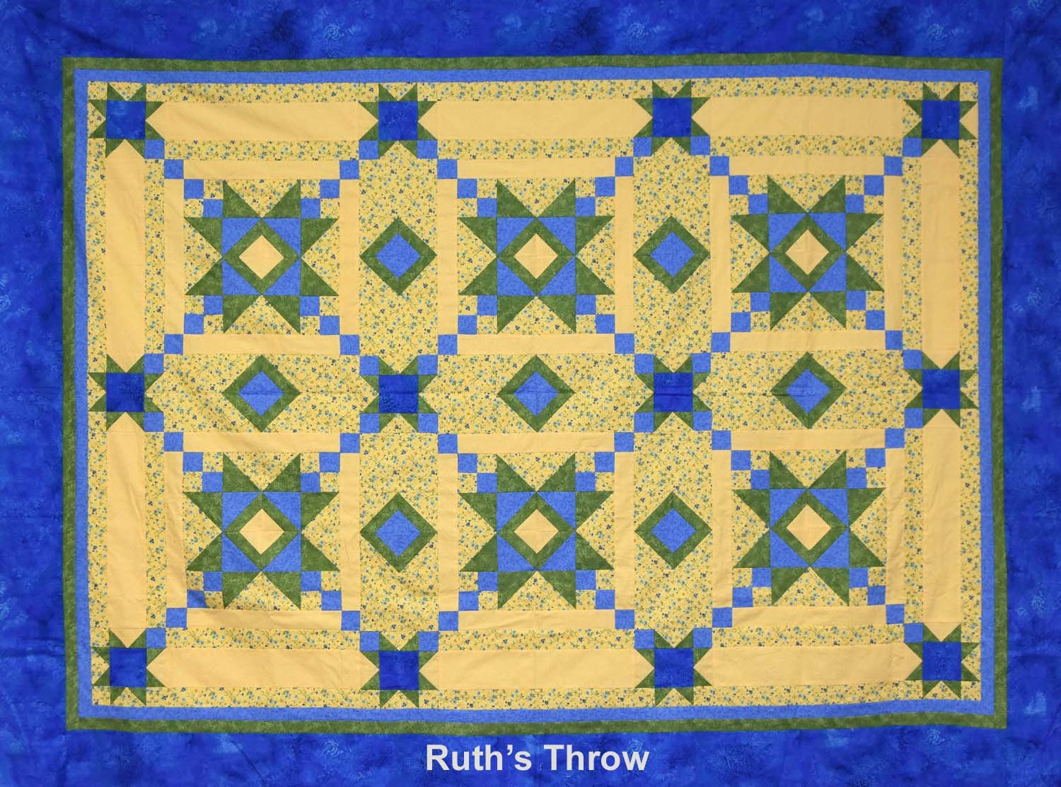 Fall 2017 Mystery Quilts