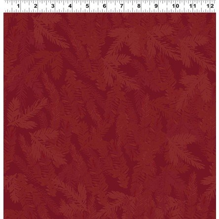 Clothworks Merry & Bright Y2699-47 Light Wine