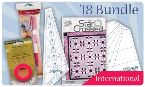 '18 Squedge 18 Bundle - International