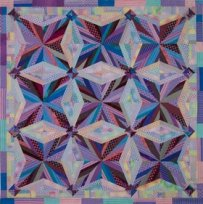 January Scrap quilt